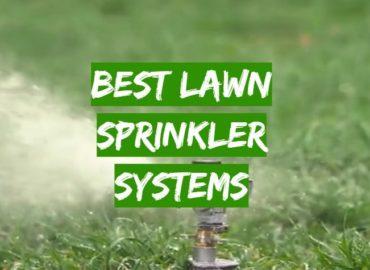 Best Lawn Sprinkler Systems