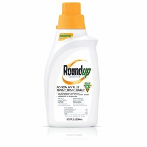 Roundup Poison Ivy Plus Tough Brush Killer Concentrate