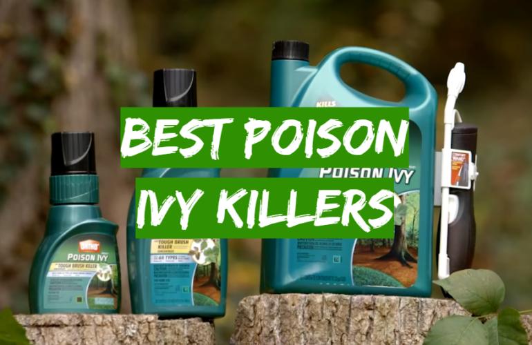 5 Best Poison Ivy Killers