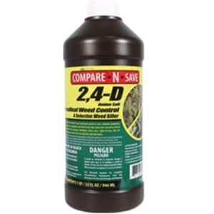 Compare-N-Save 2-4-D Amine Broadleaf Weed Killer
