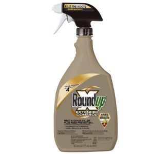 Roundup 5107300 Extended Control Weed and Grass Killer