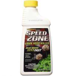 PBI/Gordon 652400 Speed Zone Lawn Weed Killer, 20-Ounce