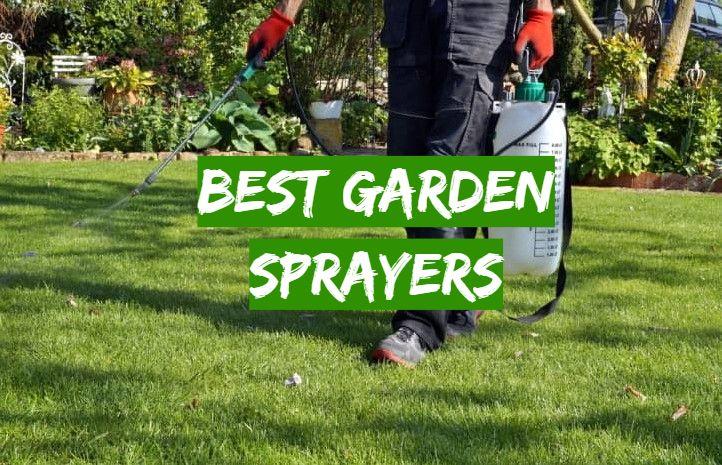 5 Best Garden Sprayers