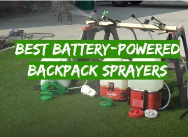 5 Best Battery-Powered Backpack Sprayers